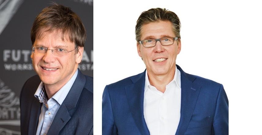 Thomas Täuber und Mathias Gehrckens