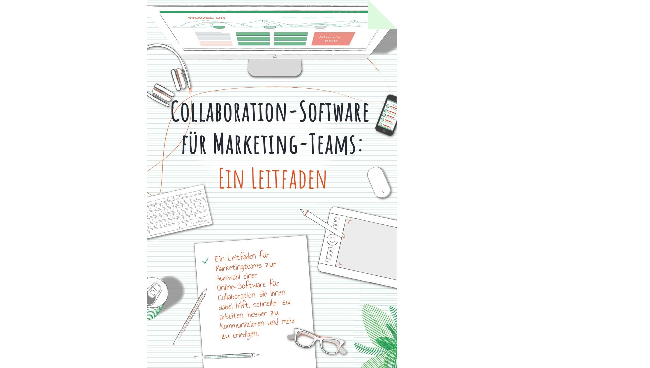 Collaboration-Software für Marketing-Teams: Ein Leitfaden