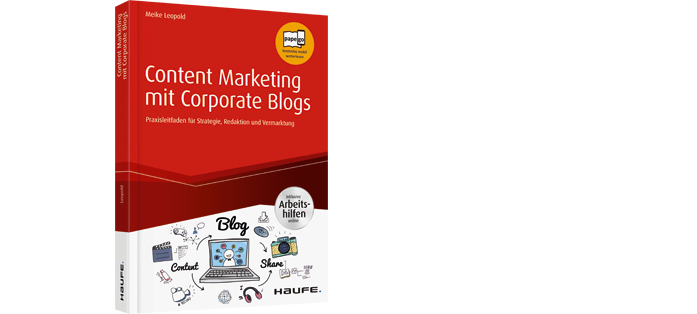 Content Marketing mit Corporate Blogs